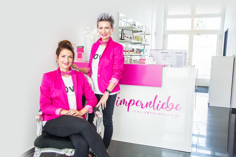 Wimernliebe - Sidney & Liane