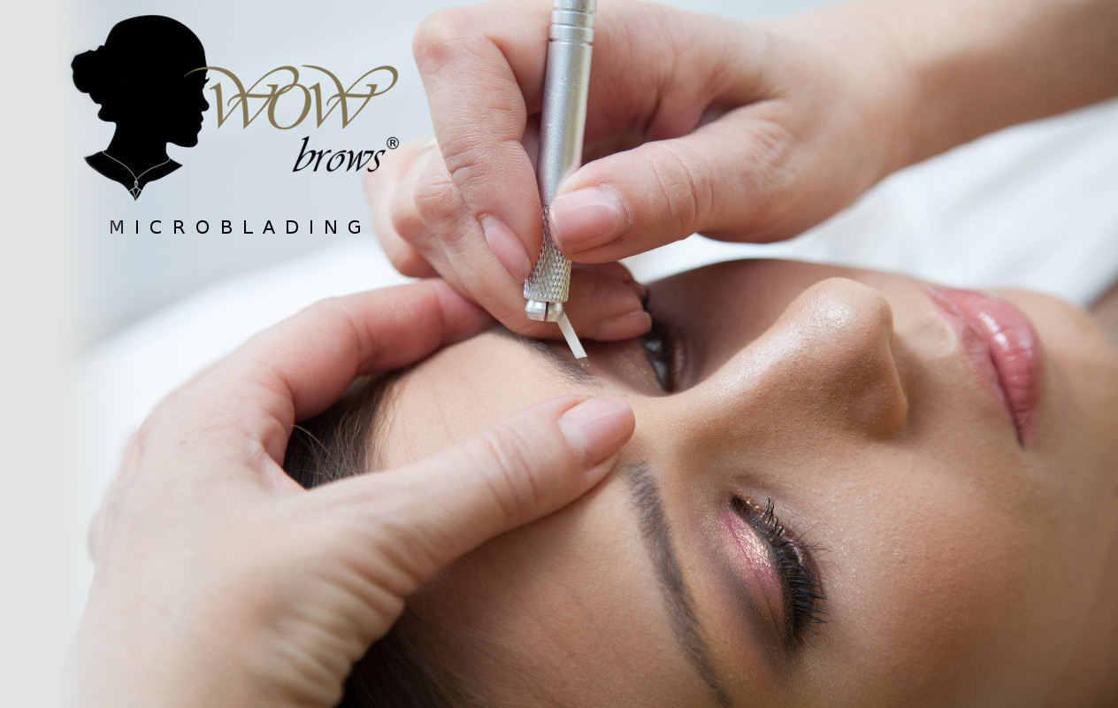 Wimpernliebe - Microblading